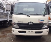 Xe tai hino 300 series thung lung 5 tan